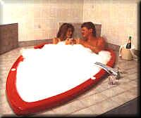 Single And Family Units Are Available As Well Honeymoon Suites Some Feature Jacuzzi Heart Shaped Tubs Water Beds
